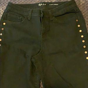 Women's Black jeans size 6